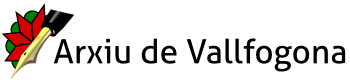 Arxiu de Vallfogona -